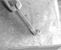 階打釘の作り方③