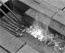 階打釘の作り方④